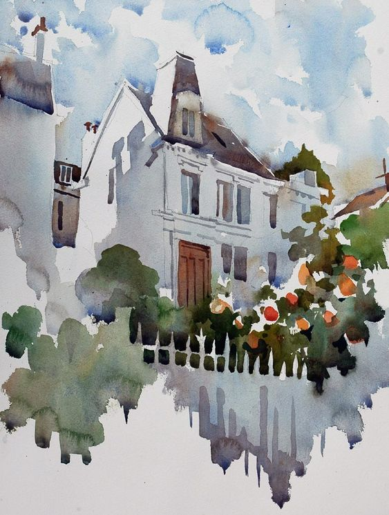 Blog of the Back Run: Paris | Art : Dwellings and City ...