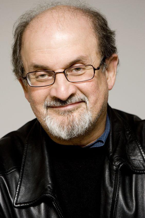Salman Rushdie - Tottenham