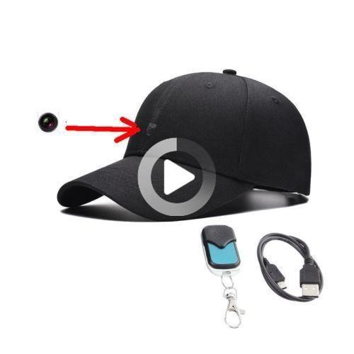 1080p Spy Hd Hidden Camera Hat Covert Video Spy Hats Hidden Camera Covert