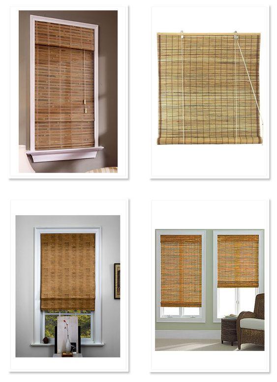 affordable matchstick blind options