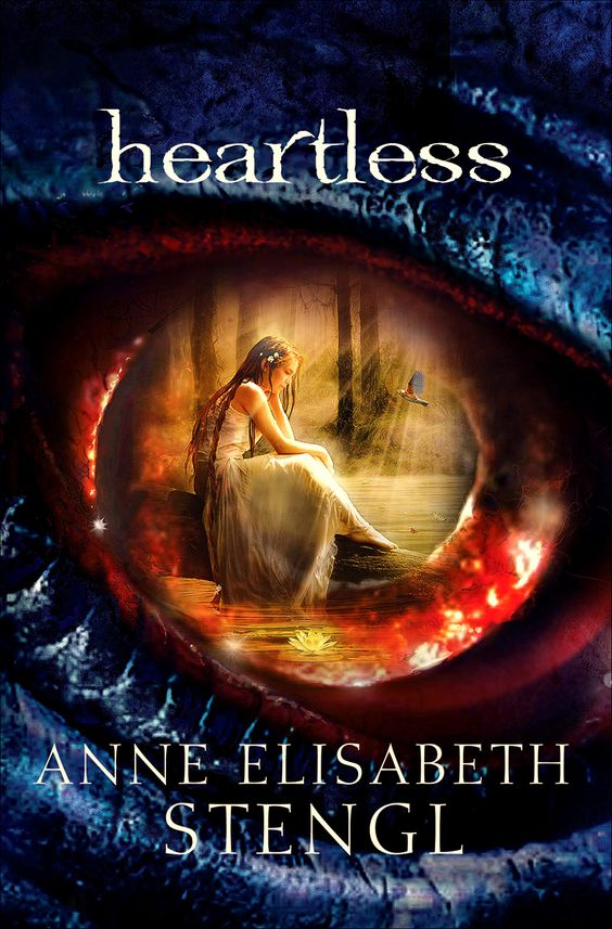 Heartless by Anne Elisabeth Stengl (Tales of Goldstone Wood book 1):