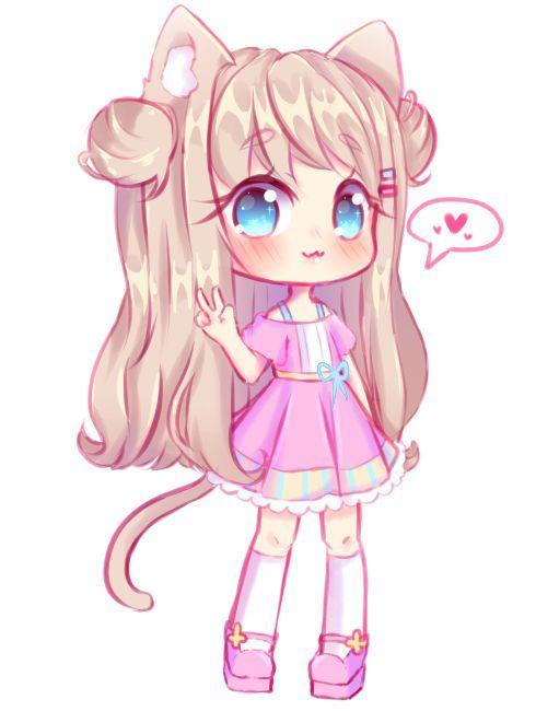 Pin By Zarus Zin On Cute Chibi Chibi Girl Drawings Chibi Anime Kawaii Cute Animal Drawings Kawaii