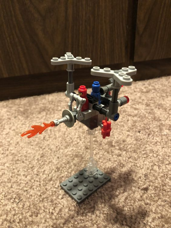 The Armoury: [HPH 2019] MICROFIG REVOLUTION AIRSHIP, by PugWalrus