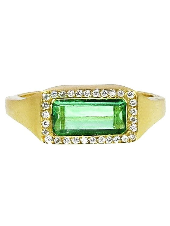 http://rubies.work/0304-sapphire-ring/ Emerald Jewelry Irene Neuwirth, Emeralds, Emerald Jewelry, Yellow Gold, Neuwirth Ring, Emerald Rings, Women'S Rings, Neuwirth Emerald