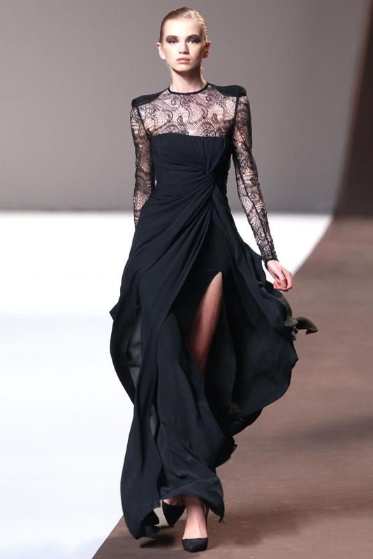Elie Saab Fall Winter 2011 - 2012 Ready-To-Wear collection