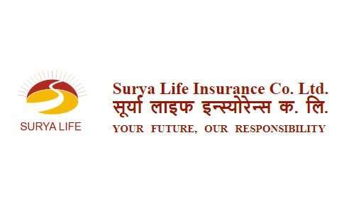 Listing Of Rights Shares Of Surya Life Insurance Company Limited
