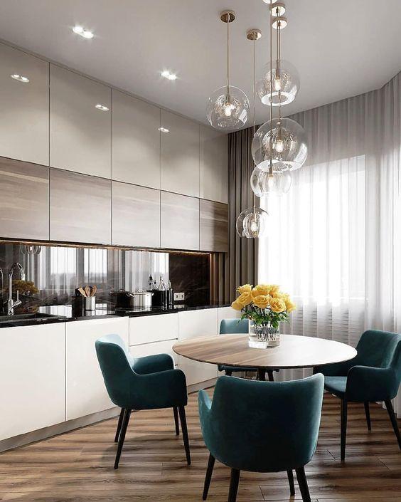 35 Modern Kitchen Design That Will Inspire You interiors homedecor interiordesign homedecortips