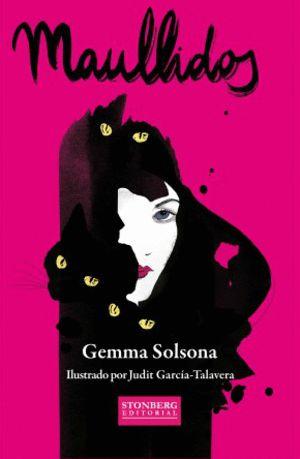 MUST HAVE... Maullidos el nuevo libro de Stonberg Editorial escrito por Gemma Solsona e ilustrado por Judit García-Talavera ---> http://www.zurdamagazine.com/libro-joya-maullidosahora/