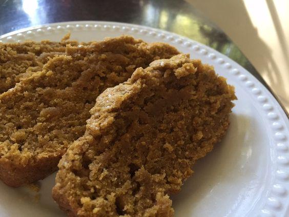 Starbucks Copycat Recipe of Pumpkin Loaf