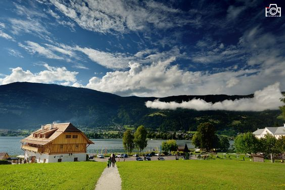 Ossiacher See III by Fabio Porcelli on 500px