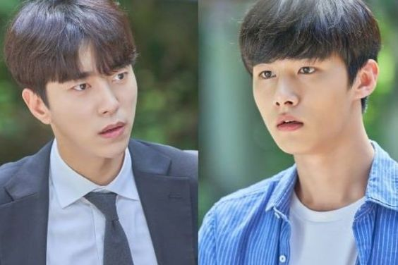 "Yoon Hyun Min And Seo Ji Hoon Go Head To Head As Moon Chae Won's Potential Husbands In ""Mama Fairy And The Woodcutter"""