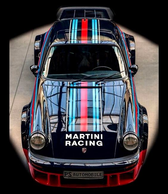 1976 Porsche 934 Turbo RSR | Rennsport | Race Sport | Sport Lightweight with Ducktail | Racing version of the Porsche 911 Turbo | FIA Group 4 Class | 3.0L Single Turbo Flat...