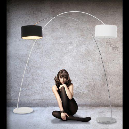 DESIGN BOGENLAMPE von DESIGN DELIGHTS lounge stehlampe schwanenhals lampe schwarz Bogenleuchte DESIGN DELIGHTS http://www.amazon.de/dp/B002WVUEEM/ref=cm_sw_r_pi_dp_LHROwb0CNRX7T
