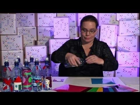 Instructiefilmpje Pimp up je waterfles workshop - YouTube