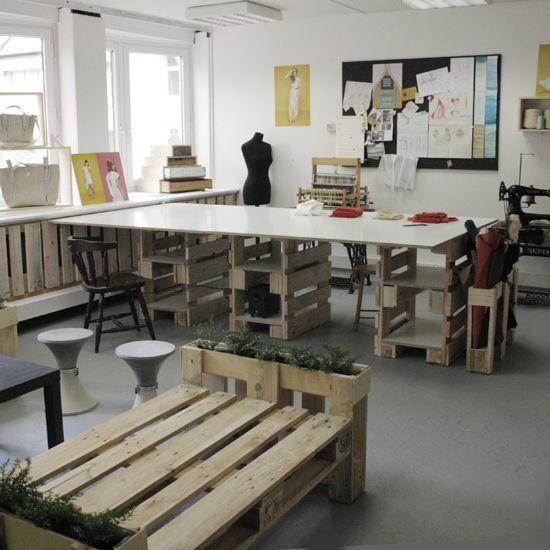 Pin van Dustin Ragsdale op Upcycled Pinterest - Planters - wohnideen von europaletten