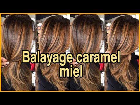 طريقة عمل بالياج كارمال ميال فيديو مفصل وتطبيقي مستحيل ماينجحلكش Balayage Caramel Miel Youtube Hair Styles Balayage Long Hair Styles