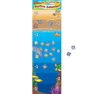 At-The-Seashore Behavior Chart With Magnets Kit