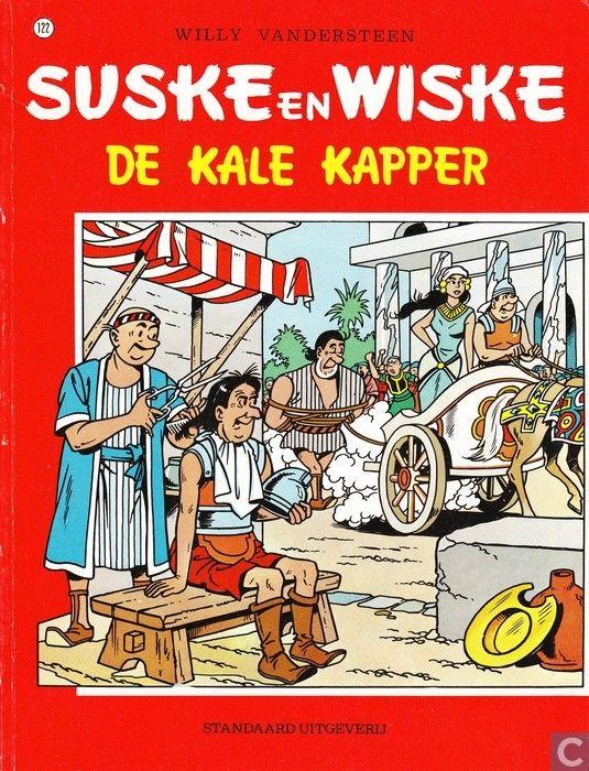 Suske en wiske de kale kapper 122 lambik heeft het moeilijk in tijden waar lang haar voor - Tafelhuis van het wereld lange eiland ...