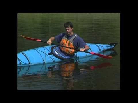 Kayak Technique - Bracing
