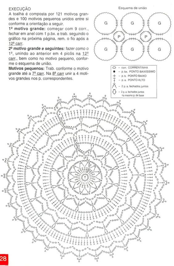 crochet doilies  crochet doily diagram and doilies on