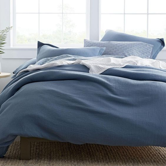 Bedding In A Bag Organic Duvet Covers Full Duvet Cover Blue Duvet Cover