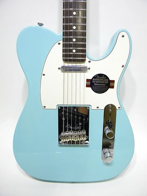 "Fender USA/Telecaster® 2009 Make History-""Limited Edition""/Daphne Blue"