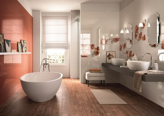 Bathroom Wall Coverings | L.I.H. 1 Wall Covering | Pinterest | Bathroom  Wall Coverings And Walls