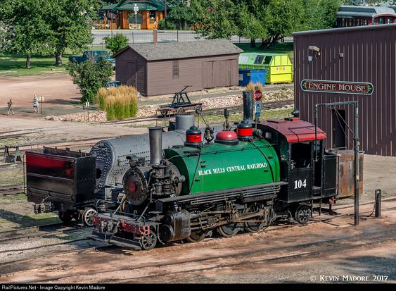 black hills engine