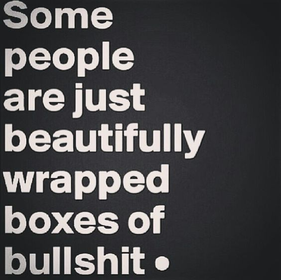 """People Are Strange Quotes: Pretty Much! """"Some People Are Just Beautifully Wrapped"""