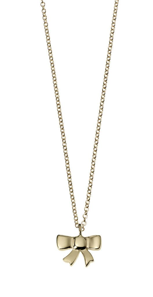 Bow Necklace | Bow | Minor Obsessions