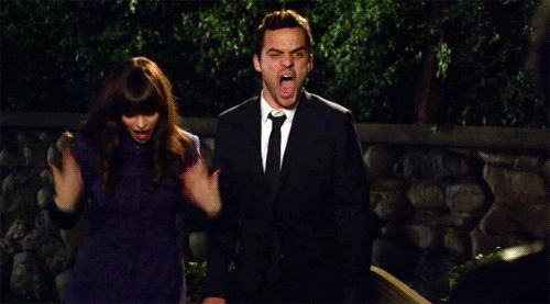 "And the show's got no excitement. | Community Post: 22 Reasons You Should Never Watch ""New Girl"""
