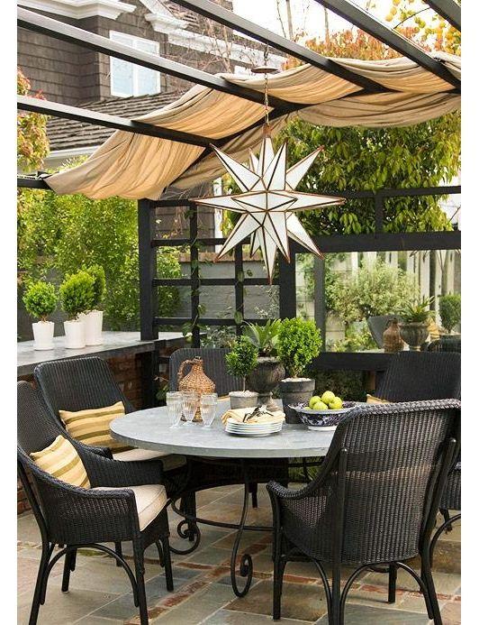 outdoor seating design - Home and Garden Design Ideas