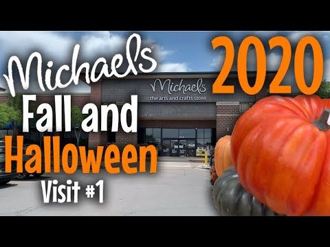 Is Halloween 2020 On Youtube Michael's Fall and Halloween 2020, Part 1: Plenty of pumpkins, and
