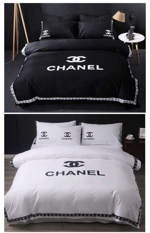 Chanel Bedding Set Sold By Trendydecor, Coco Chanel Bedding