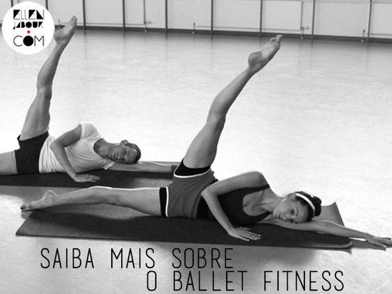 Você sabia que o Ballet Fitness pode emagrecer até 1500 calorias com desgaste menor que a corrida? O site Ellen Jabour vai contar mais sobre essa modalidade que tende a crescer cada mais vez e só nos traz benefícios.