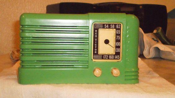 Radio Rca-Victor no Mercado Livre