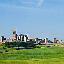 Castillos medievales de España - Castillo de Artajona
