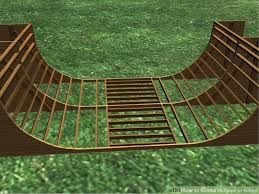 Image result for half pipe plans