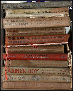 Laura Ingalls Wilder Collection. Photo: John Alexander. (Tumblr via goodpalmer, via chestchest)
