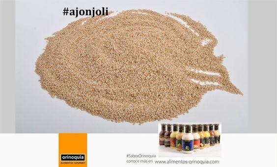 espolvorear unas semillas de #ajinjoli sobre #ensaladas, #crepes, masa para #arepas o ponquecitos les da siempre un toque más vistoso y apetecible.