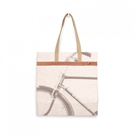 Mend / Bicycle Tote
