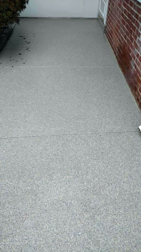 Resurfacing Concrete Porch And Steps