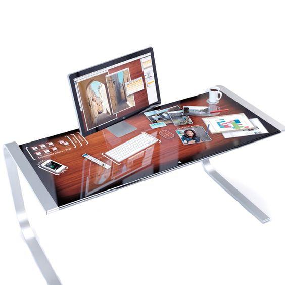 Así sería un escritorio MAC #AsíSíTrabajo