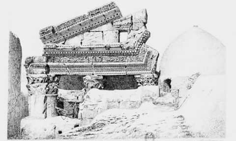 هي صورة اوضح شوي 3 Damascus Historical Old City