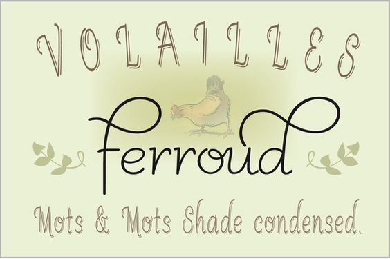 Check out Mots Shade by Eurotypo on Creative Market