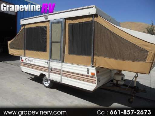 1984 Jayco Jay Series In Lebec Ca Used Pop Up Campers Popup