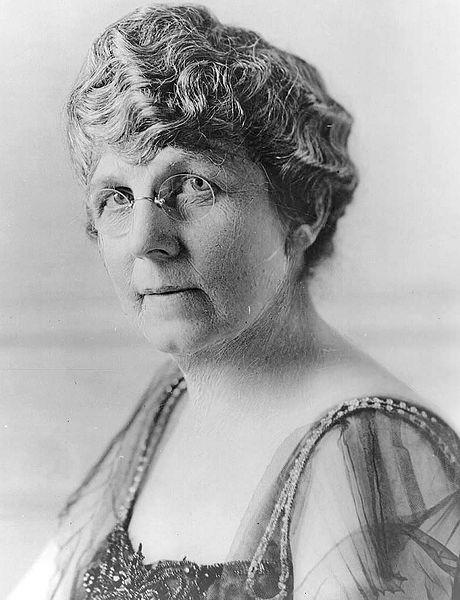5. Florence Harding