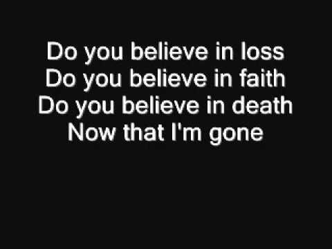 Mudvayne - Scarlet Letters Lyrics - YouTube