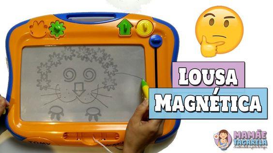 Lousa magnética - un