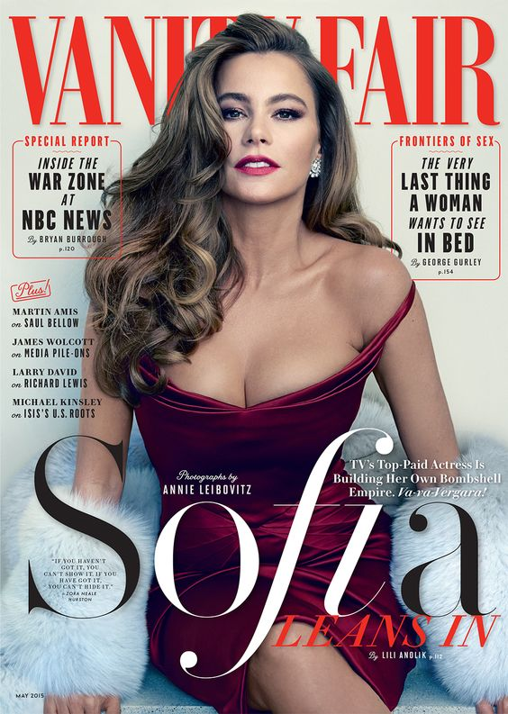 Vanity Fair US met Sofia Vergara à l'honneur au mois de mai | Vanity Fair